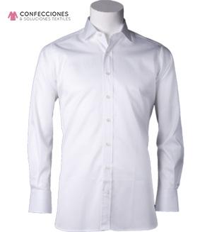 camisa para uniforme manga larga cstradha
