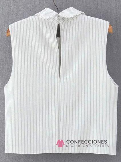 camisa sin manga para mujer cstradha