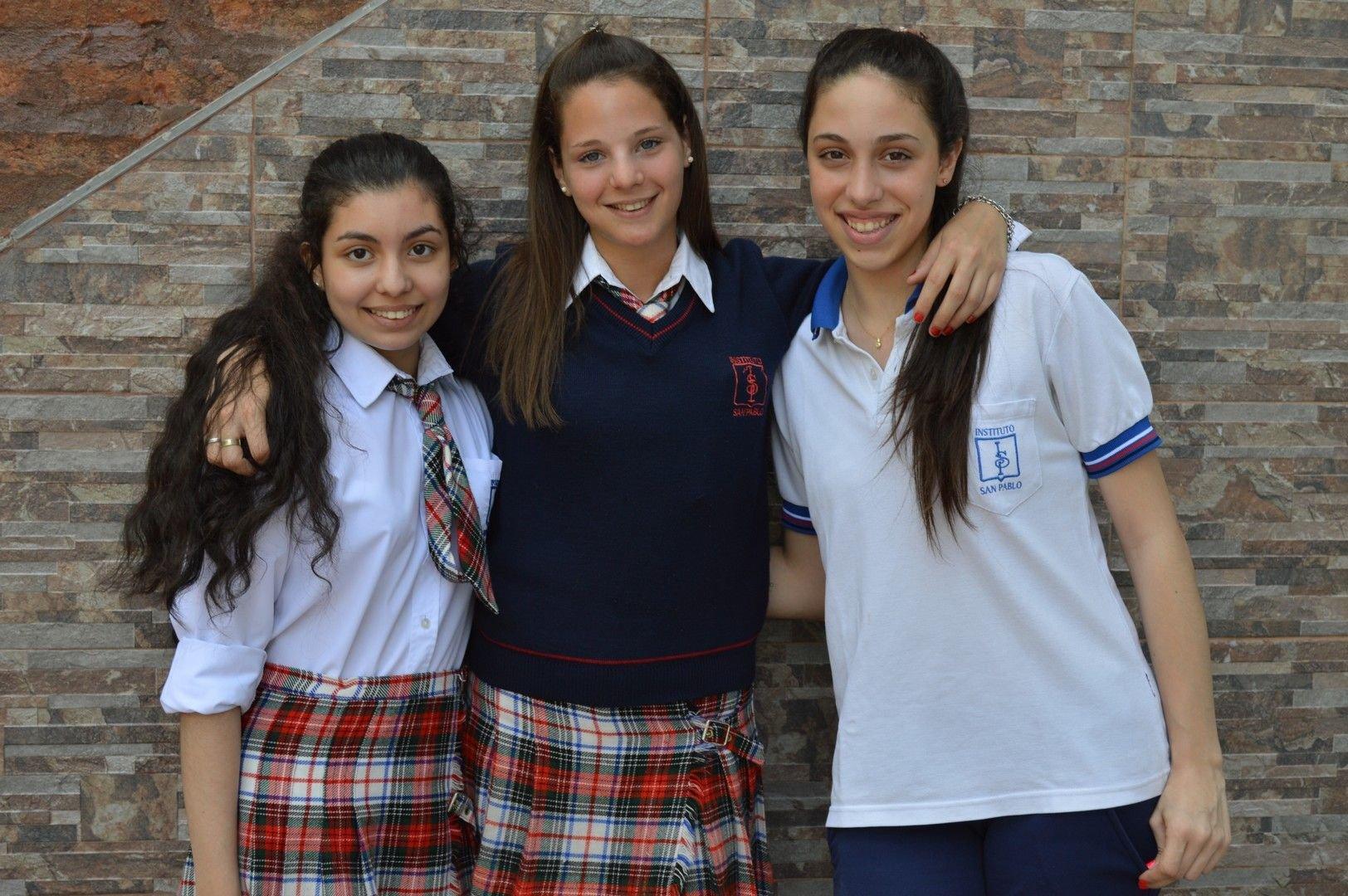 Falda Roja De Cuadros De Uniformes Para Colegios