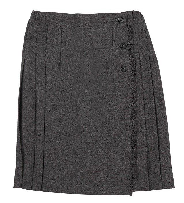 Faldas Para El Colegio De Dos Botones