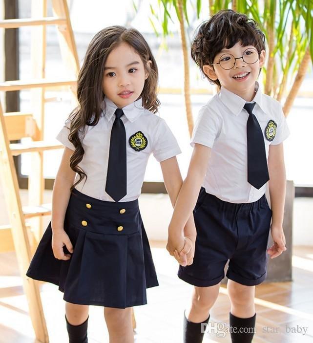 Ropa Formal Para Uniforme De Preescolar