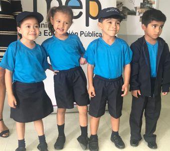 Bermudas Para Uniforme Preescolar