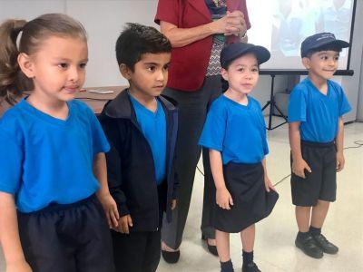 Bermudas Y Polo Para Uniforme Preescolar