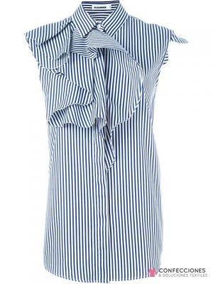 camisa con mil rayas