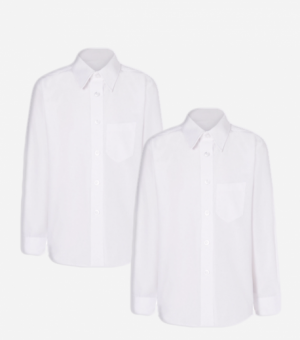 Camisas Escolares Blancas Al Por Mayor Alta Calidad