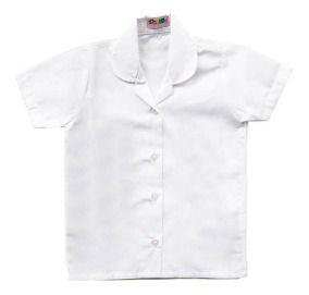 Camisas Escolares Blancas Al Por Mayor Blanco Hueso