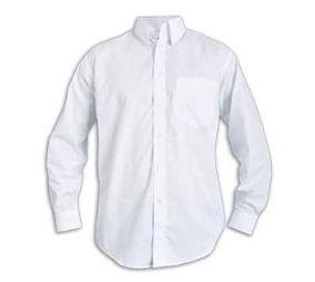 Camisas Escolares Blancas Al Por Mayor Mangas Largas