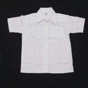 Camisas Escolares Blancas Al Por Mayor Planchada