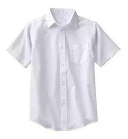 Camisas Escolares Blancas Al Por Mayor Talla Ninos