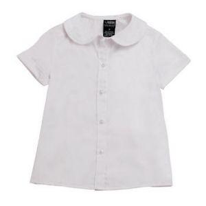 Camisas Escolares Para Niñas Manga Corta