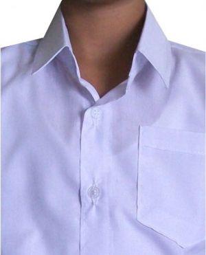 Camisas Escolares Para Niños Con Bolsillo