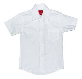 Camisas Escolares Para Niños Sencilla