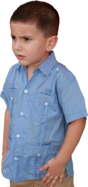 Chacabana Para Niños Azul Cielo