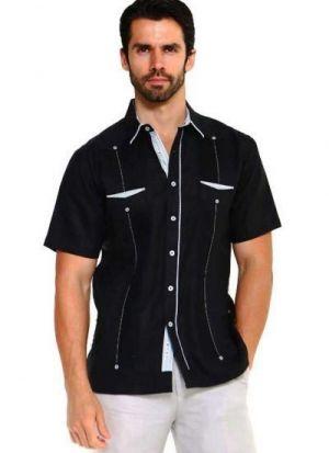 Chacabanas Modernas Para Hombres Con Combinaciones Color Negro