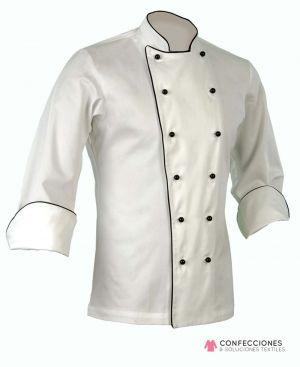 chaqueta para chef restaurante