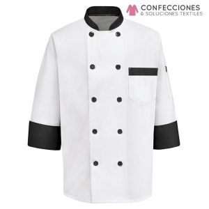 chaqueta para chef uniforme para restaurante cstradha