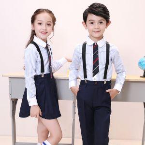 Corbata, Pantalon Y Falda Para Uniforme De Primaria