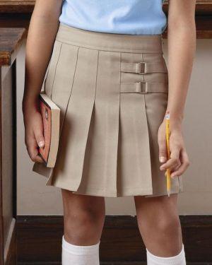 Falda De Uniforme Escolar Para Nina