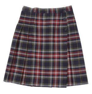 Faldas Escolares De Cuadros