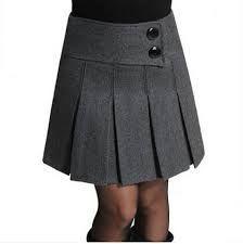 Faldas Escolares Plisadas