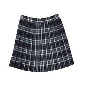 Faldas Escolares Plisadas Grises