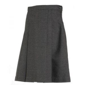 Faldas Para El Colegio Grises