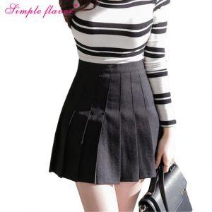 Faldas Para El Colegio Minifalda