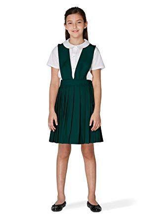 Jumper Para Uniforme Escolar Verde