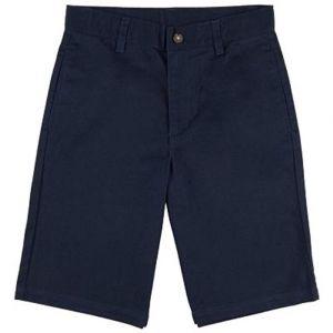 Pantalon Corto O Bermuda De Uniforme Escolar Azul Marino Cstradha