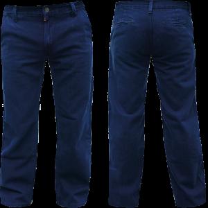 Pantalon Escolar Azul Marino En Jean