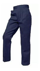 Pantalon Escolar Azul Marino Vino