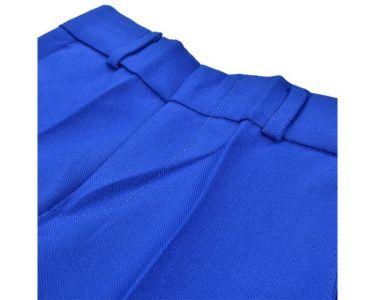 Pantalon Escolar Azul Royal