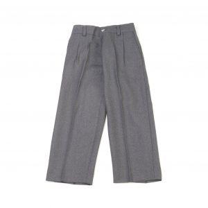 Pantalon Escolar Gris Corto