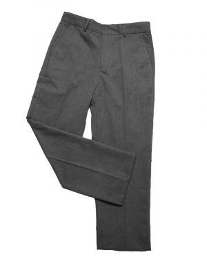 Pantalon Escolar Gris Formal
