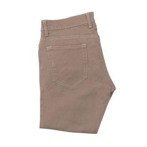 Pantalon Escolar Kaki En Jean