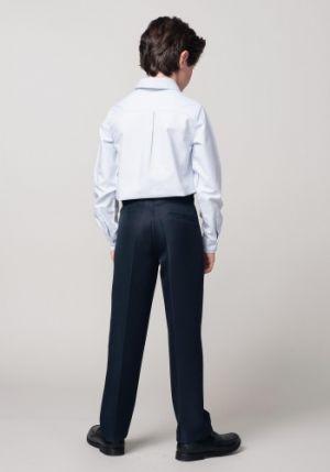 Pantalones Escolares Para Ninos Tipo Formal