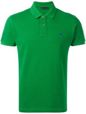 Poloshirt De De Uniforme Escolar Verde