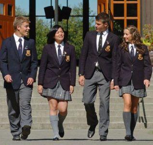 Ropa Formal De Uniforme Escolar Para Ninos Cstradha