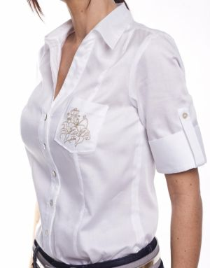 short-sleeve-cotton-shirt-white-pocket-logo-embroidered-