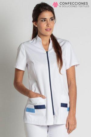 uniforme medico cuadritos mujer cstradha