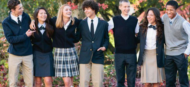Uniforme Variado De Uniforme Escolar Para Ninos Cstradha