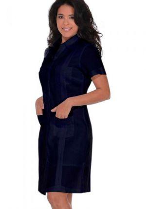 Vestido Chacabana Negro Completo