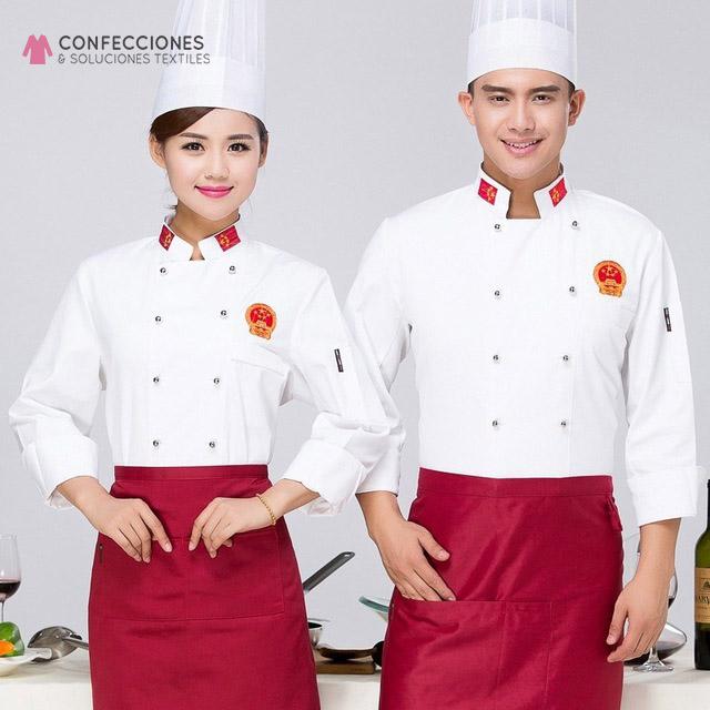 Uniformes para restaurantes confecciones cstradha santo - Uniformes de cocina ...