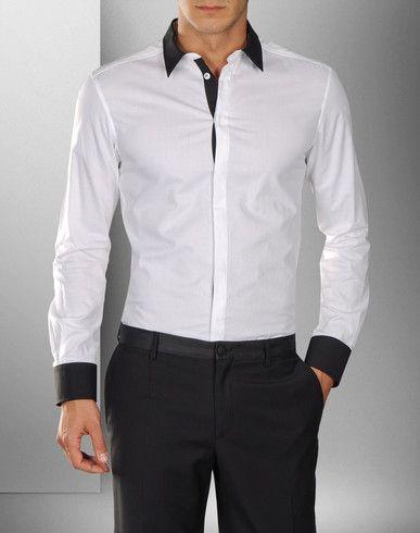 Empresariales Y Para Camisas Uniformes Ejecutivos CdBxoer
