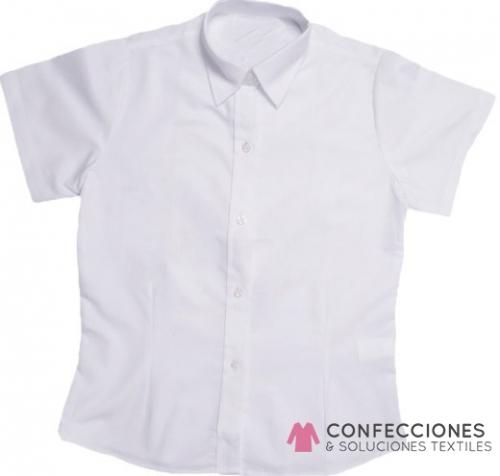 1cd001a18acd5 Nuestras camisas para uniformes escolares aseguran duración