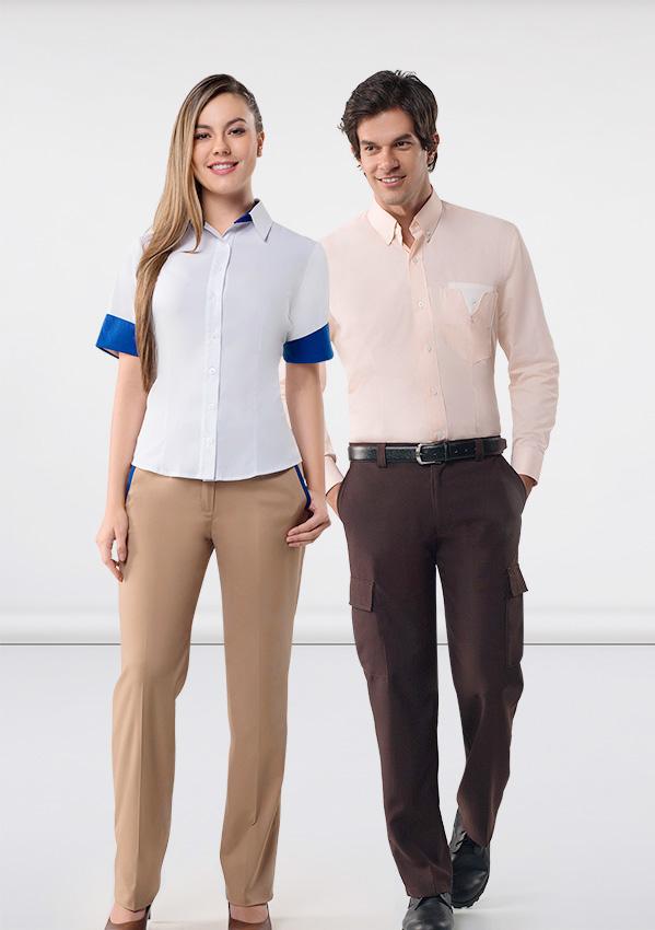 ec250a9f196 Confeccionamos uniformes empresariales a la medida, siguiendo los  parámetros indicados para lograr una prenda de vestir con calidad,  consistencia e imagen ...