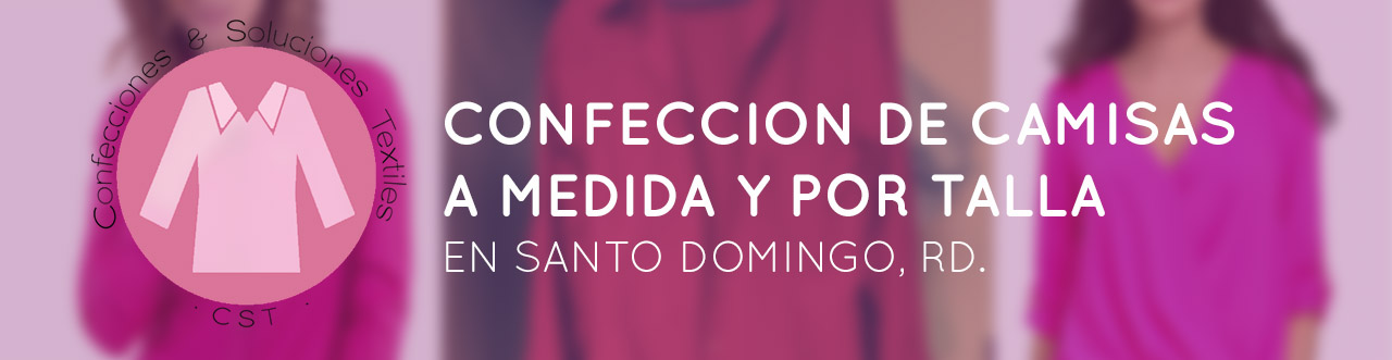 confeccion de camisas