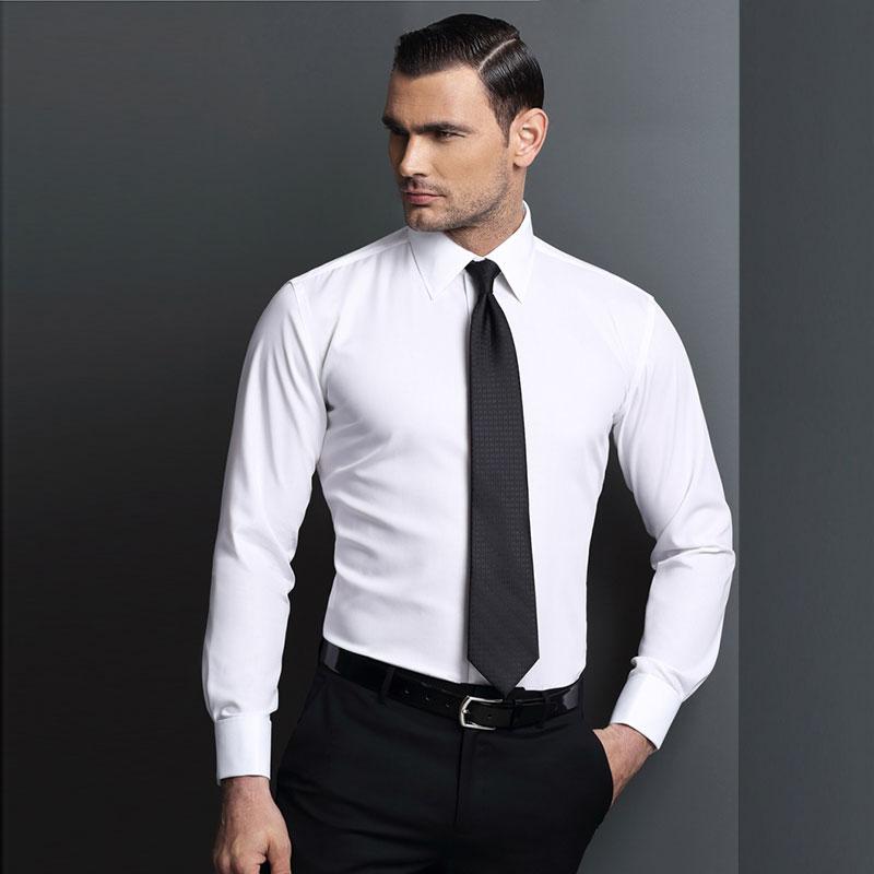 685c59c454b21 Camisas para uniformes de oficina - Confecciones cstradha