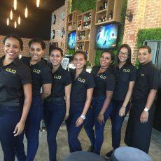 Camisas para restaurante DUO Longe