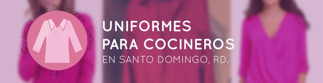 uniformes para cocineros
